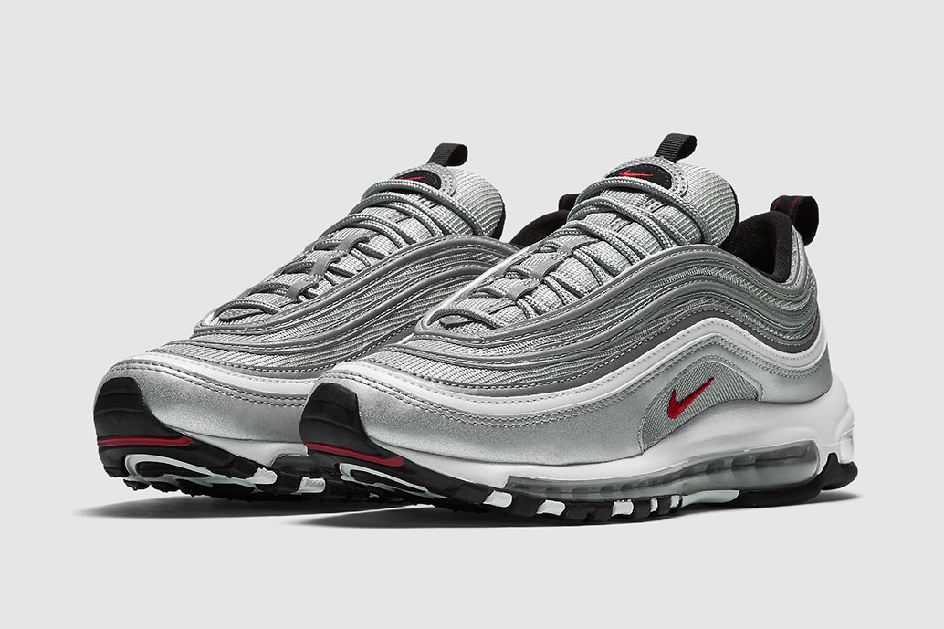 Cheap Nike Air Max 97 (black / white) Free Shipping starts at 75