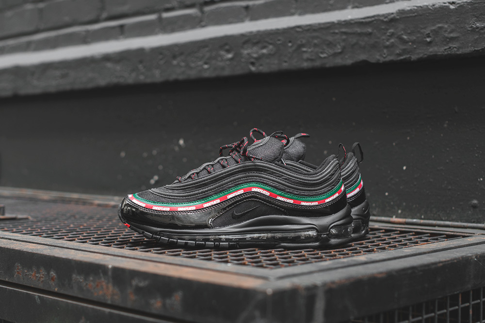 the best attitude 87132 224f1 Nike Air Max 97 x Undefeated - Sneaker Haul